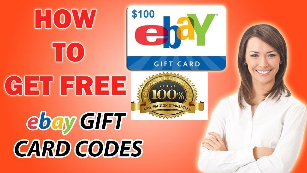 Free ebay gift card ebay coupon code free gift card