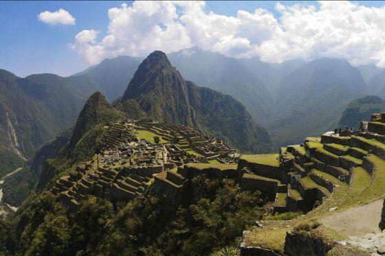 Machu Pichu, Perú!
