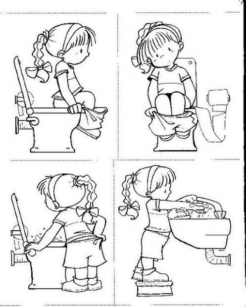 You Should Experience Potty Training Printable Coloring