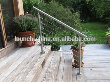 Handrails For Outdoor Steps Stainless Steel Railings