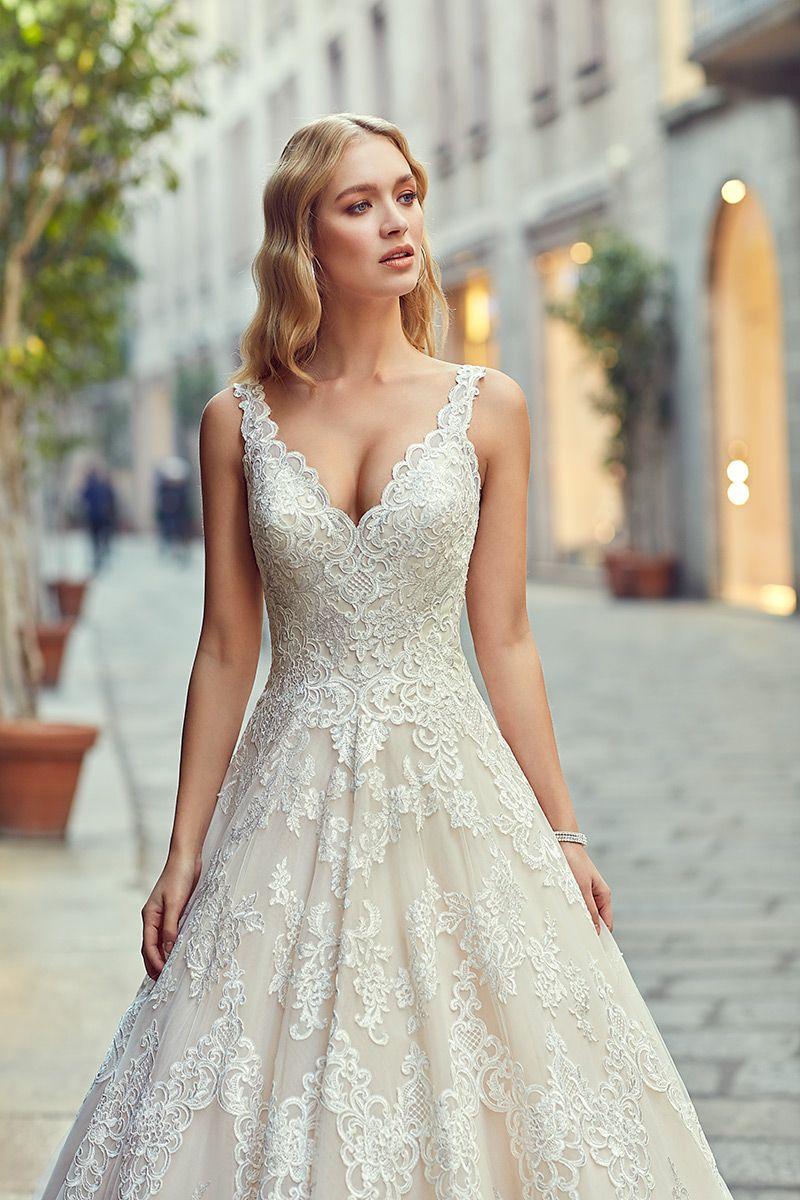 Wedding dress md u eddy k bridal gowns designer wedding