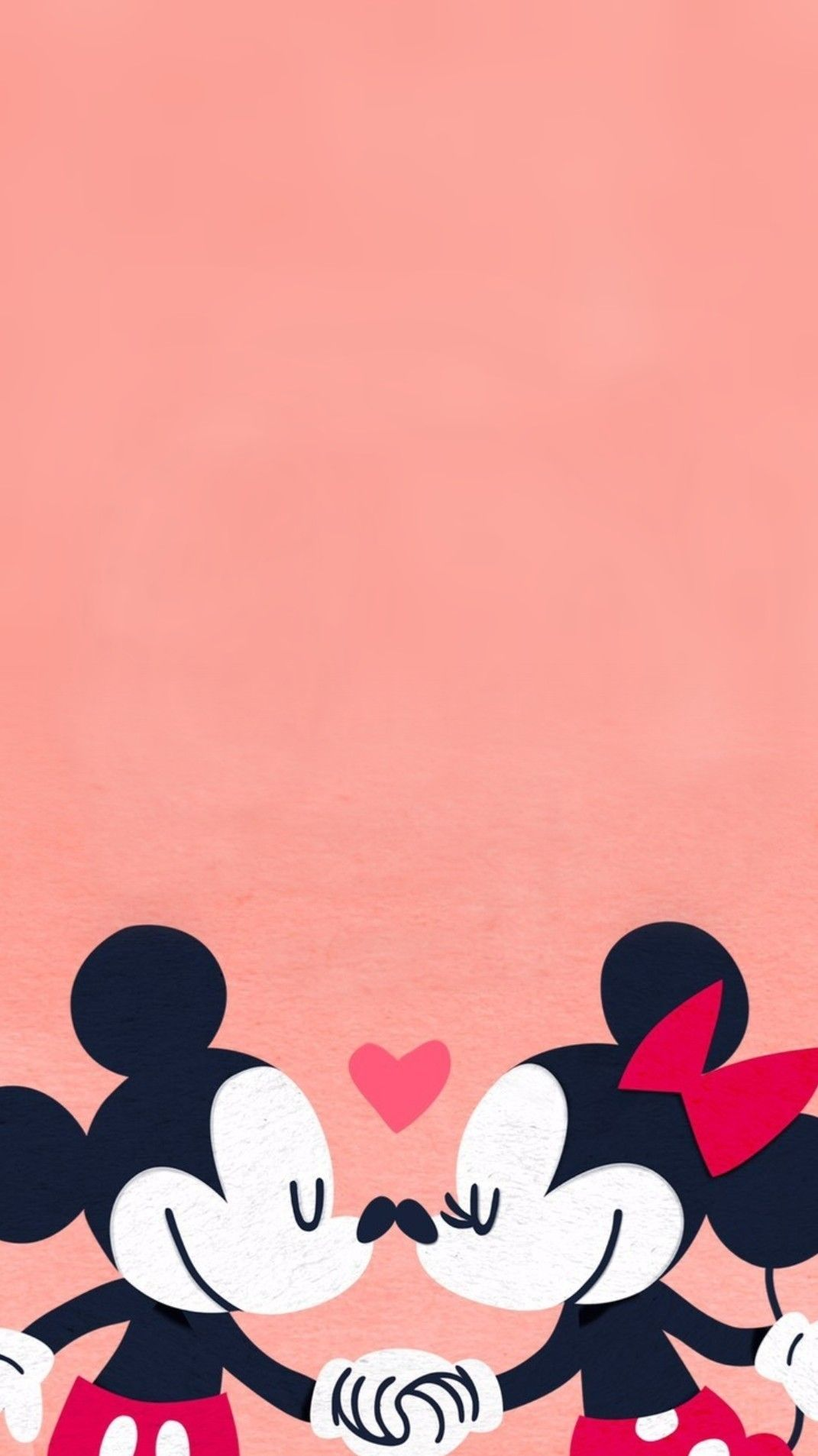 Pin By Disney Lovers On Disney Wallpapers Valentines Wallpaper Mickey Mouse Wallpaper Disney Phone Backgrounds