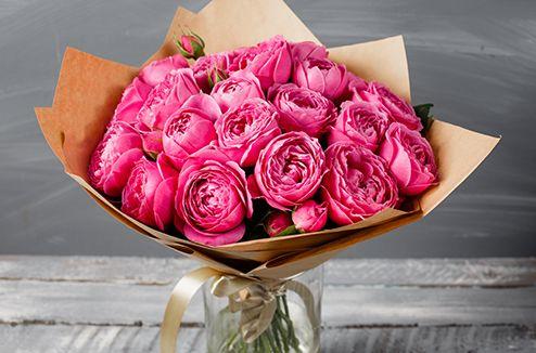 anniversaire f tes on vous a offert des fleurs r cemment comment faire durer un bouquet plus. Black Bedroom Furniture Sets. Home Design Ideas