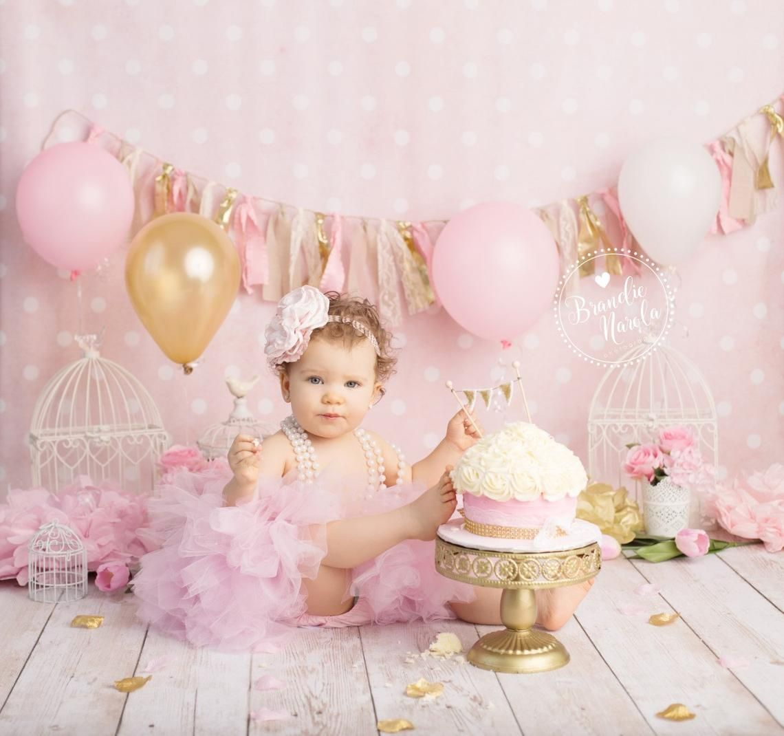 Cake smash outfit, girls first birthday outfit, cake smash