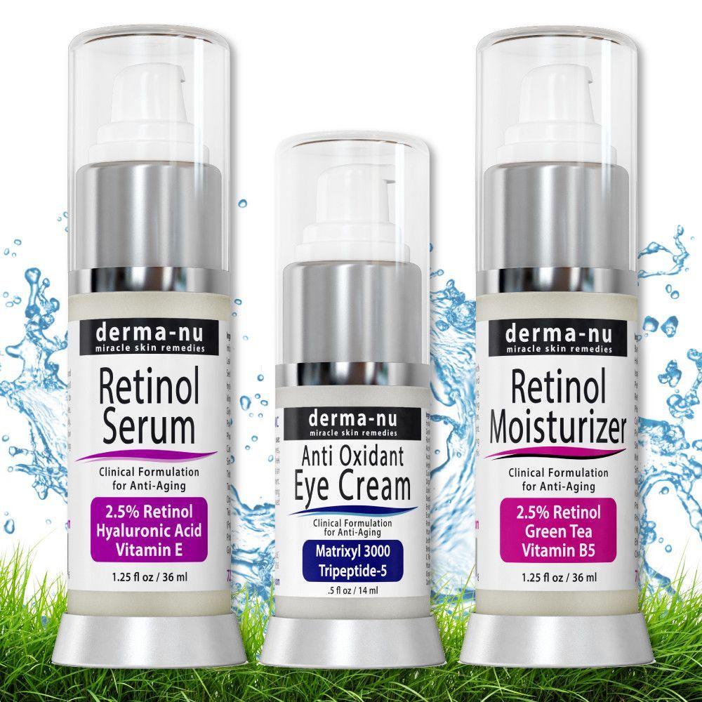 Retinol Rejuvenation System  Skin treatments and Products