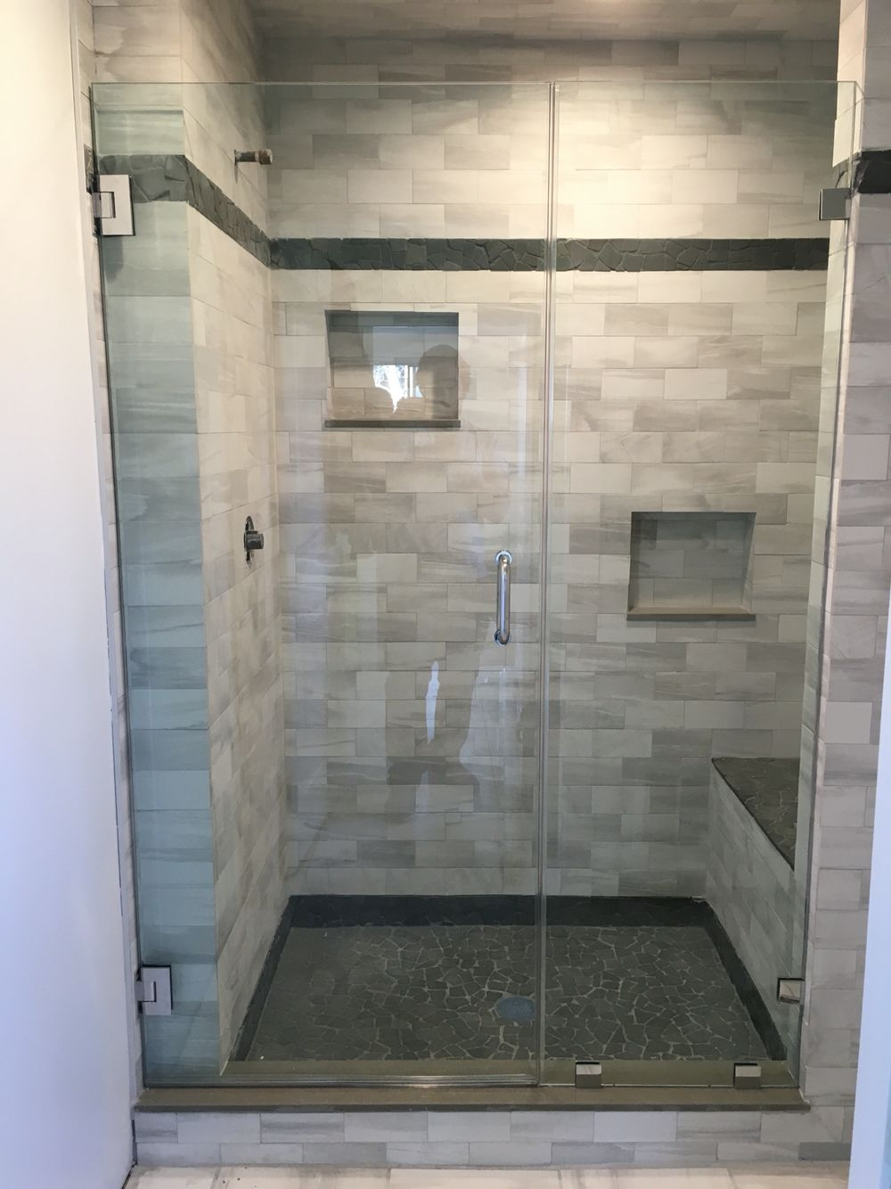 Glass Shower Door Hardware Kit