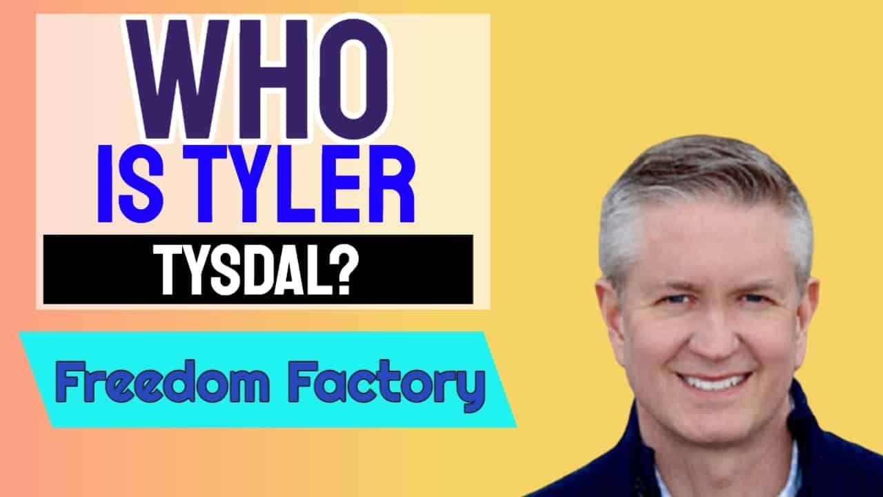 Where Is Tyler Tysdal Portfolio Management Raising Capital Investment Companies
