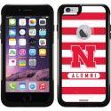 Nebraska Alumni 2 on OtterBox Commuter Series Case for iPhone 6 Plus