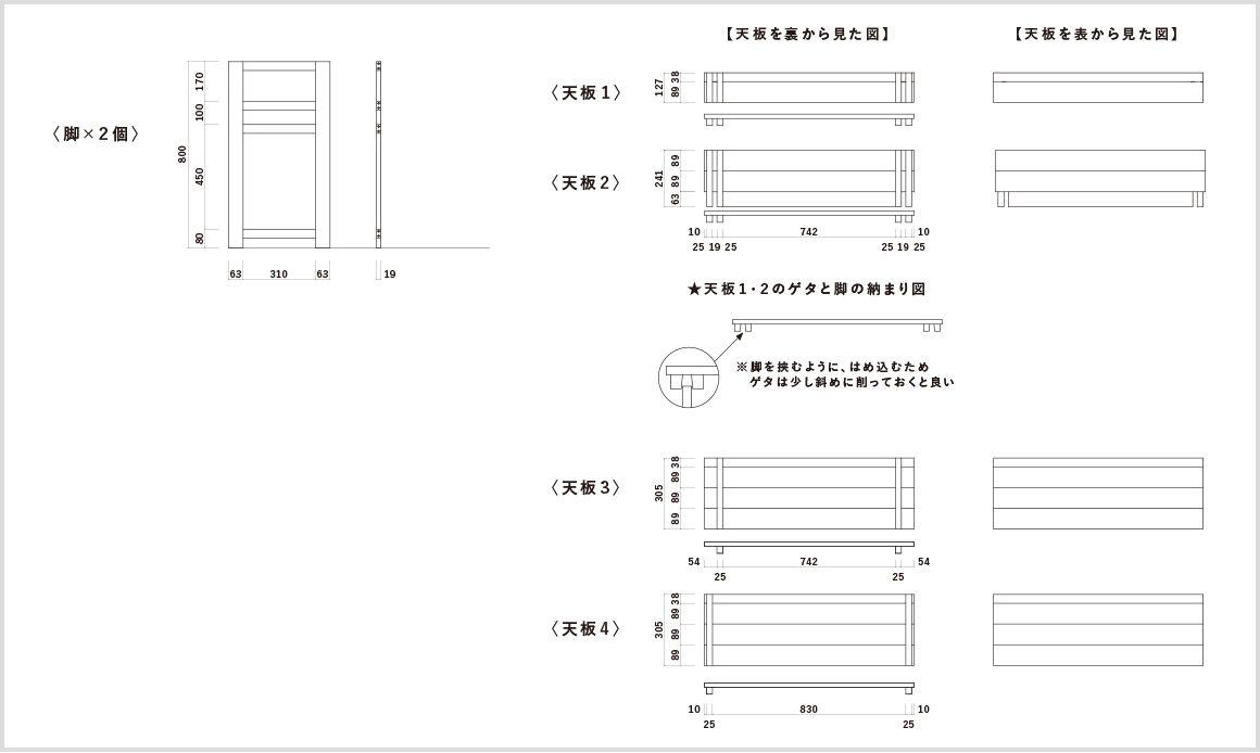 作り方 キャンプギアをdiy 変幻自在に使える木製キッチンテーブル Hondaキャンプ Honda キッチンテーブル キャンプ キャンプ テーブル Diy