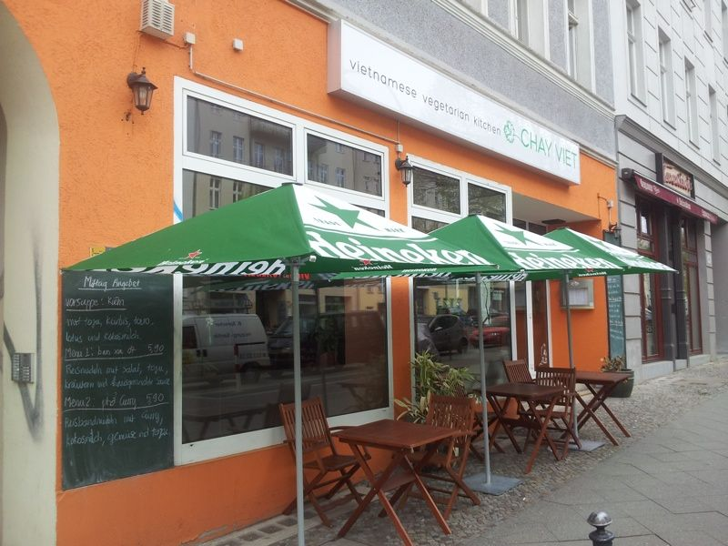 Chay Viet    vegan-vegetarisches Restaurant in Berlin-Mitte - vegane küche berlin