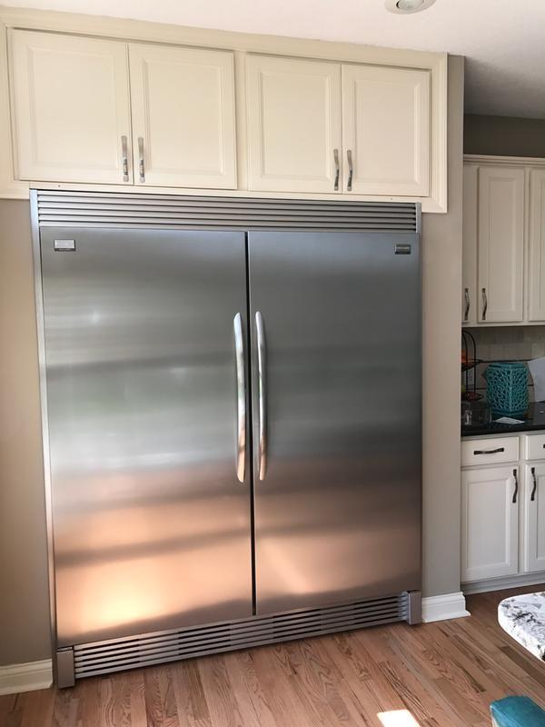 Frigidaire Gallery Fgru19f6qf 19 Cu Ft Freezerless Refrigerator Stainless Steel In 2020 Frigidaire Gallery Kitchen Kitchen Refrigerator Kitchen Appliance Storage