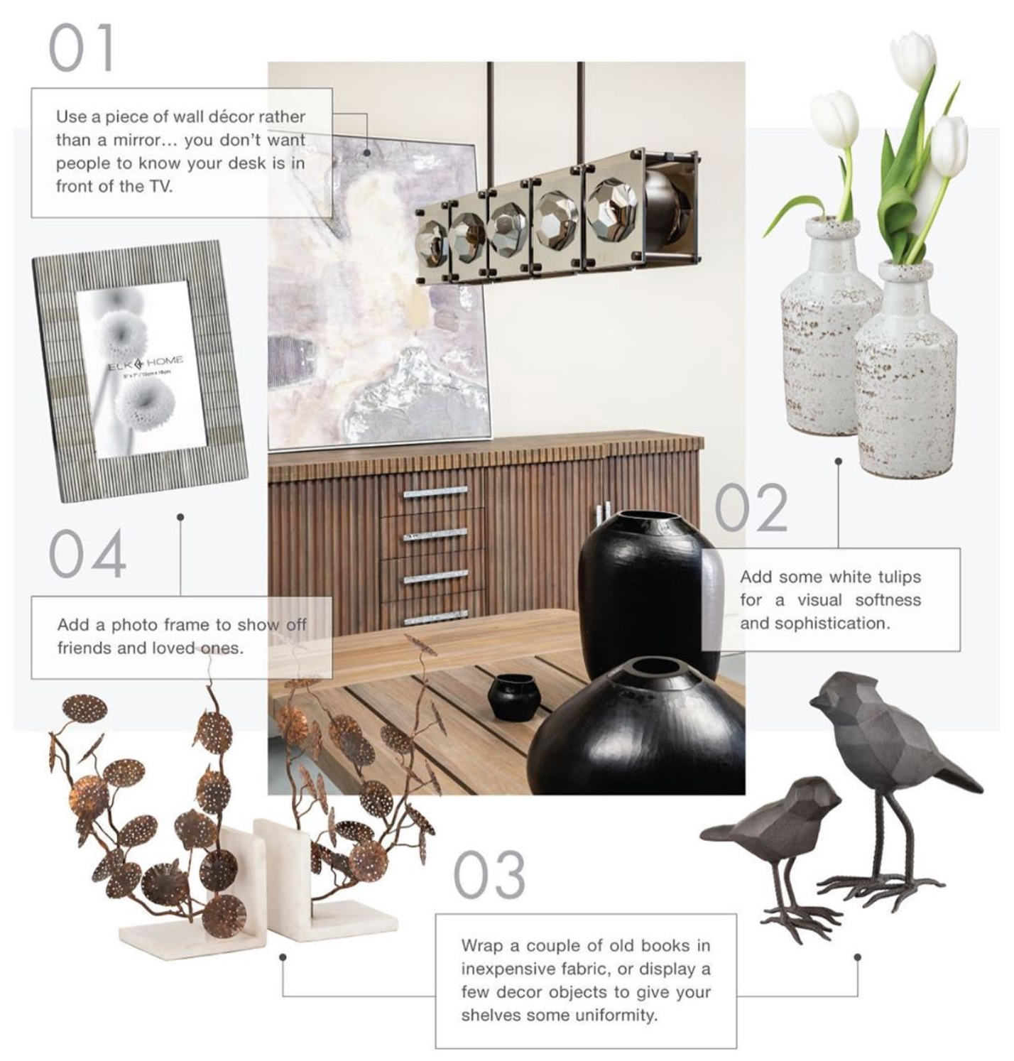 I Like These Tips From Elk Home For Video Conferencing In Style Create A Background That Reflects Your Own Personal Sty In 2020 Rustic White Elk Home Warm And Cozy
