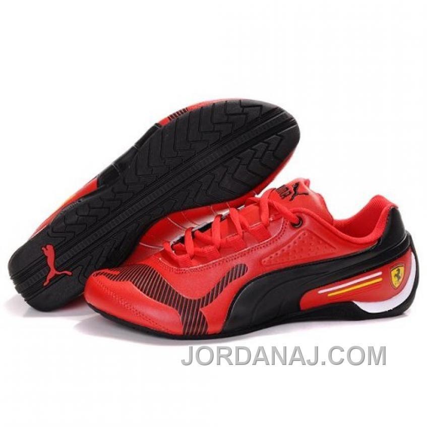 Mens Puma Drift Cat II SF In VaisityRed-Black Cheap To Buy, Price: $76.00 -  Air Jordan Shoes, 2016 New Jordan Shoes, Michael Jordan Shoes