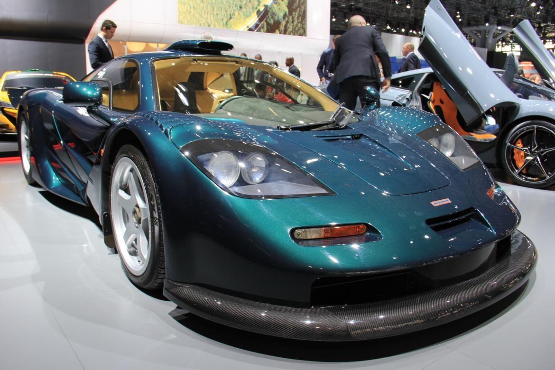 McLaren F1 Long Tail Luxury cars, New cars, Mclaren f1