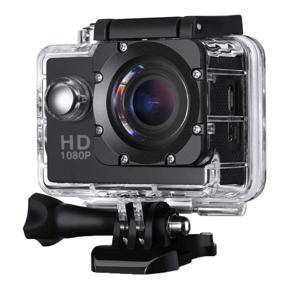 2,0 Zoll Action Kamera, VicTsing Sports Action Camera 12MP Full HD ...