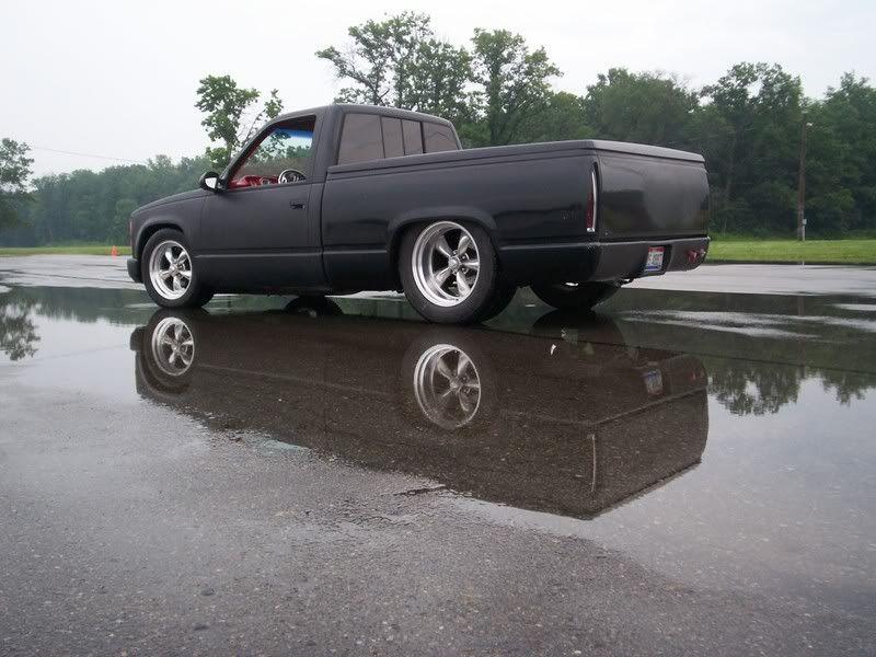 My Mini Tubbed 1500 Chevrolet Colorado Gmc Canyon Forum With