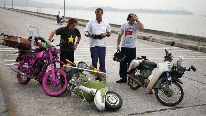 Top Gear Vietnam Special Top Gear Bbc Top Gear Gears