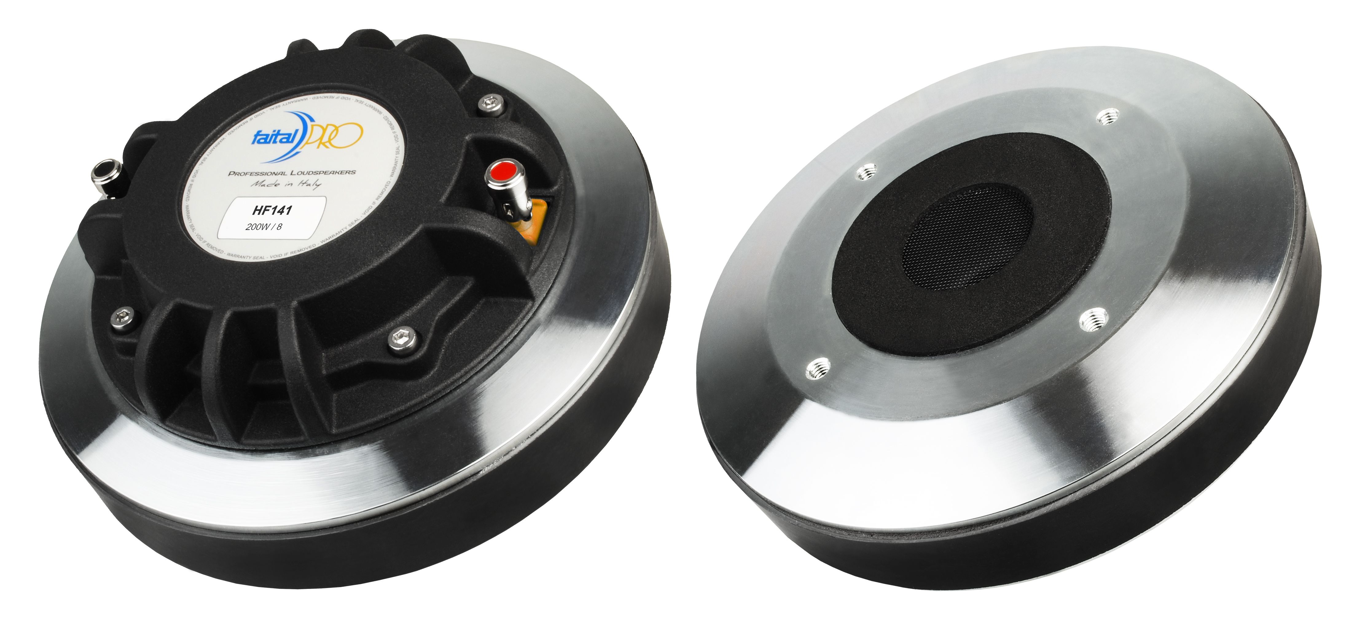 FaitalPRO HF143 8Ω   Compression