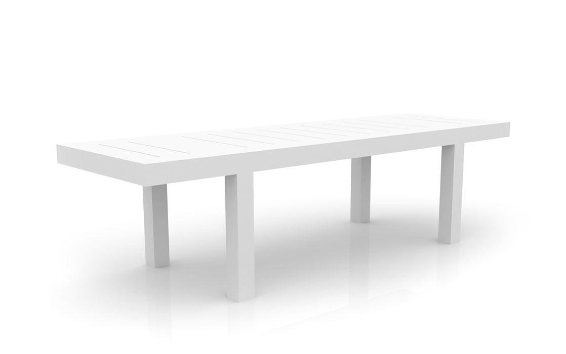 Jut Mesa 280 Tisch - Möbel / Gartenmöbel / Gartentische - Desig - gartenmobel kunststoff design