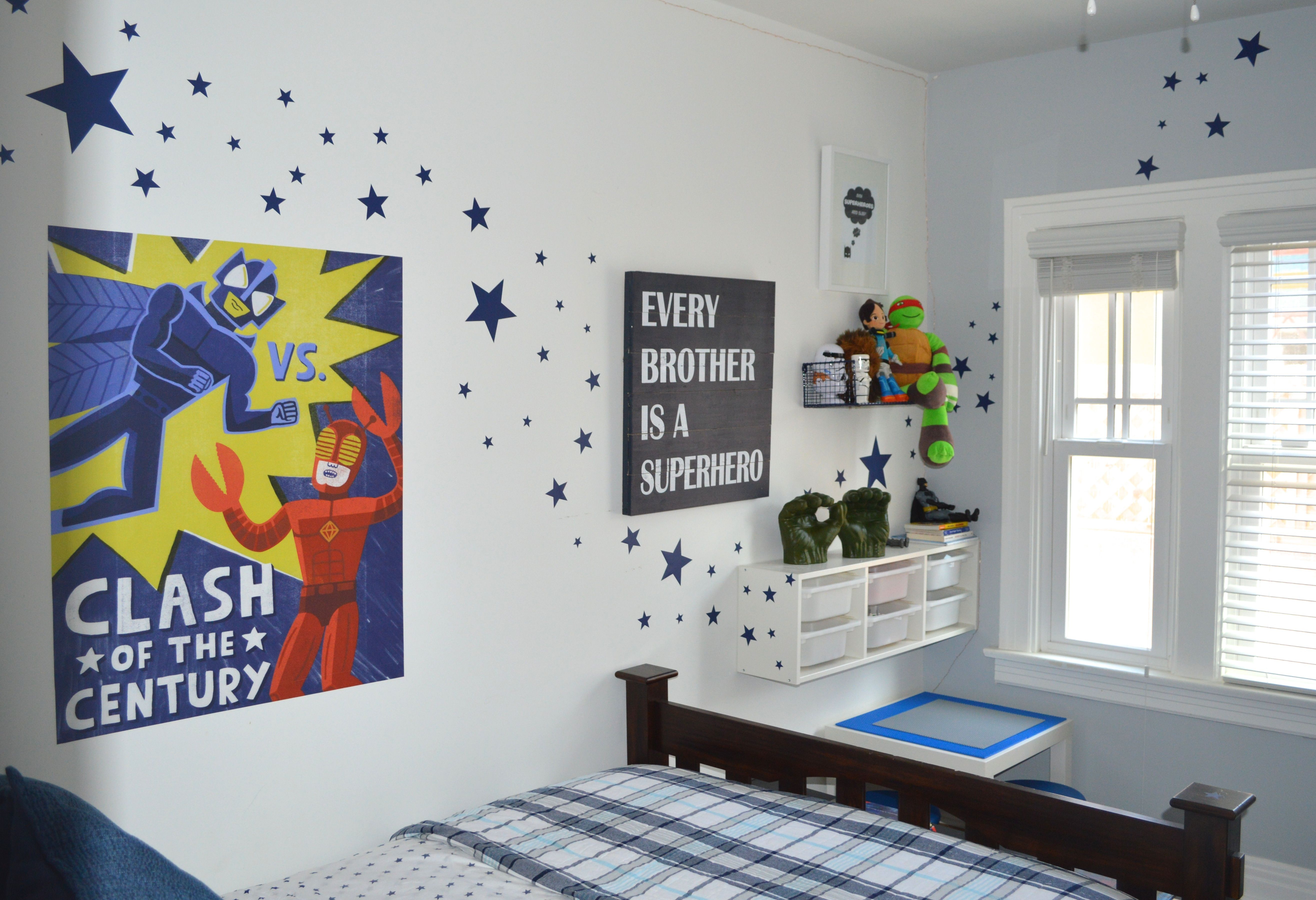 Budget Kid Room Makeovers Decluttering And Styling Kristin Dion Design Room Makeover 4 Year Old Boy Bedroom Room