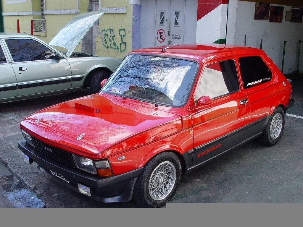 Todo Sobre Fiat 147 147 Fiat Carros Rebaixados E Carros