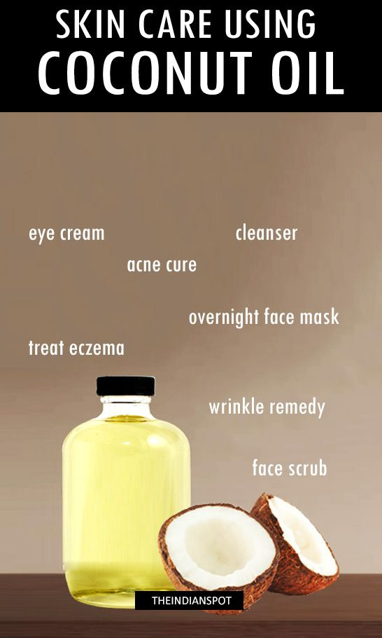 10 Best Skin Care Treatments Using Coconut Oil Skin Care