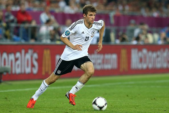 Thomas Muller Scored First Hat Trick Of Fifa World Cup 2014 In Germany Vs Portugal Match World Cup 2014 World Cup Fifa