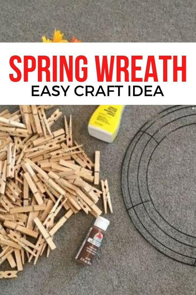 Photo of Easy DIY Clothespin Sunflower Wreath
