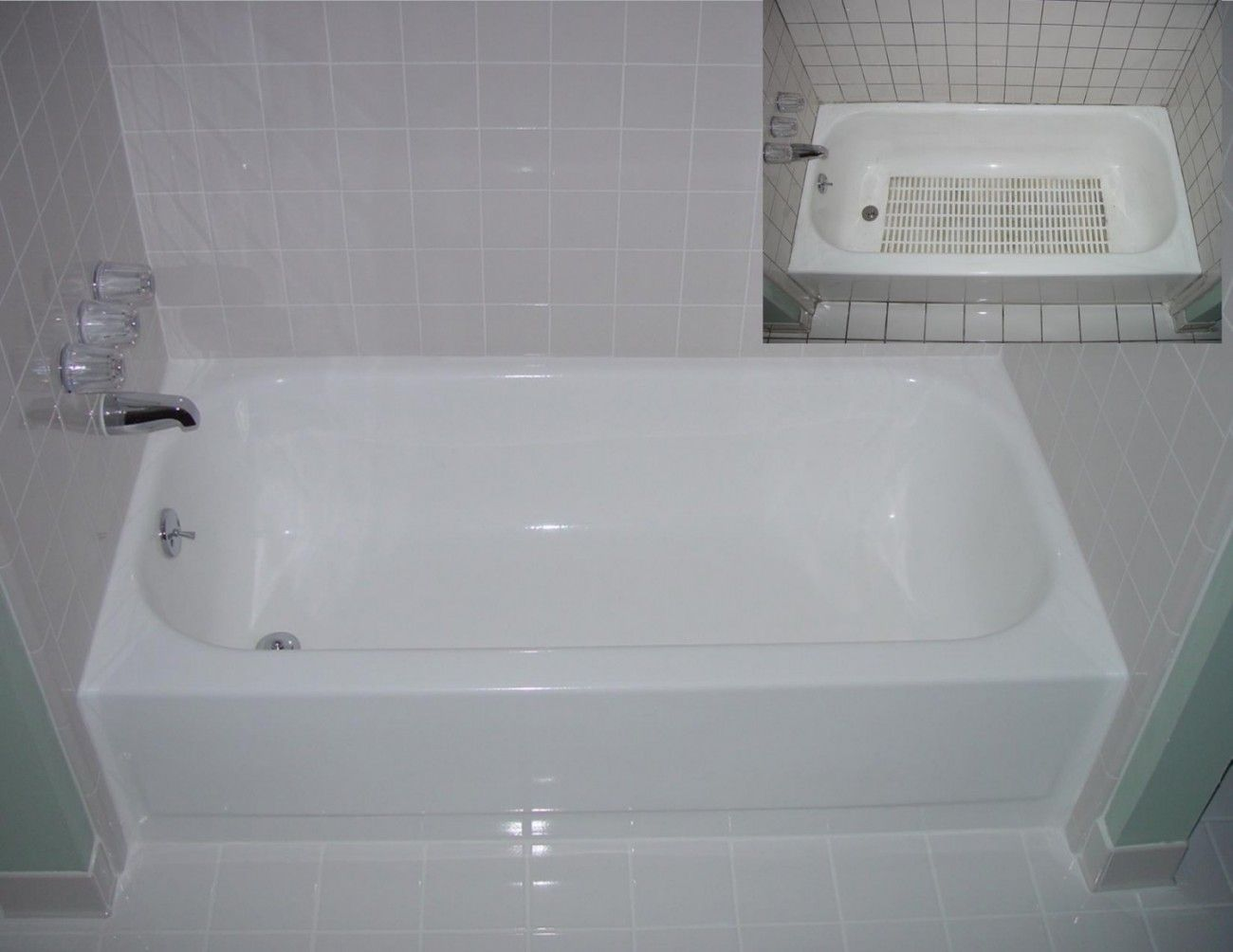 Unique Refinishers specializes in all types of bathtub and tile ...