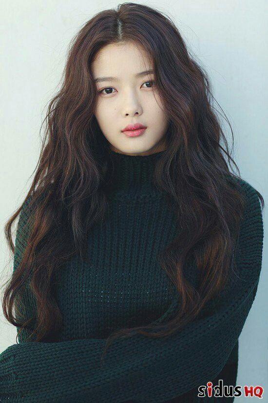 Image result for kim yoo jung hair