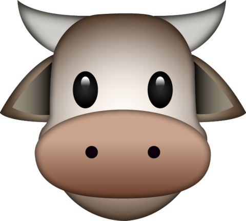Cow Emoji Cow Emoji Emoji Emoji Drawings