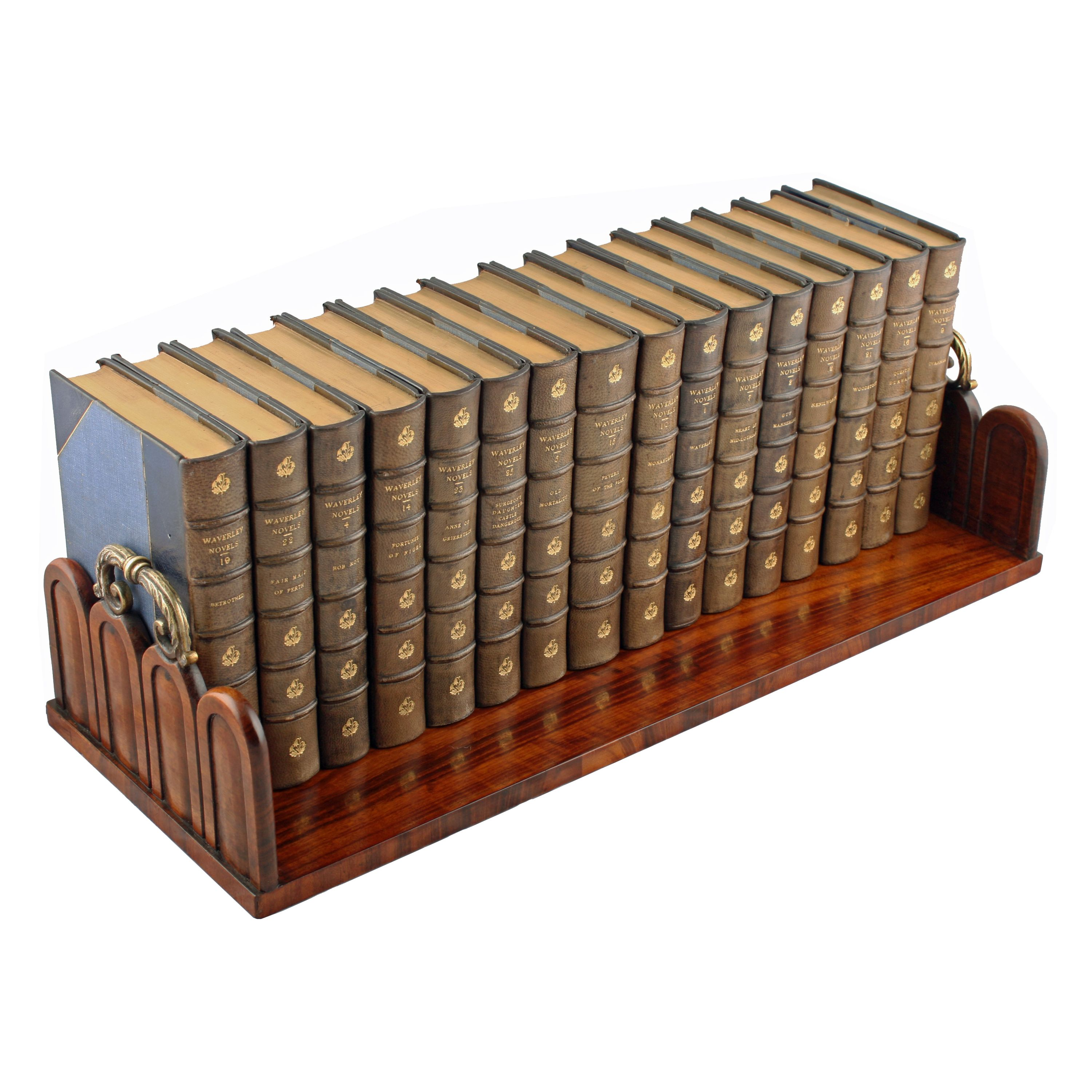 George iv zebra wood book stand sold furniture and accessories
