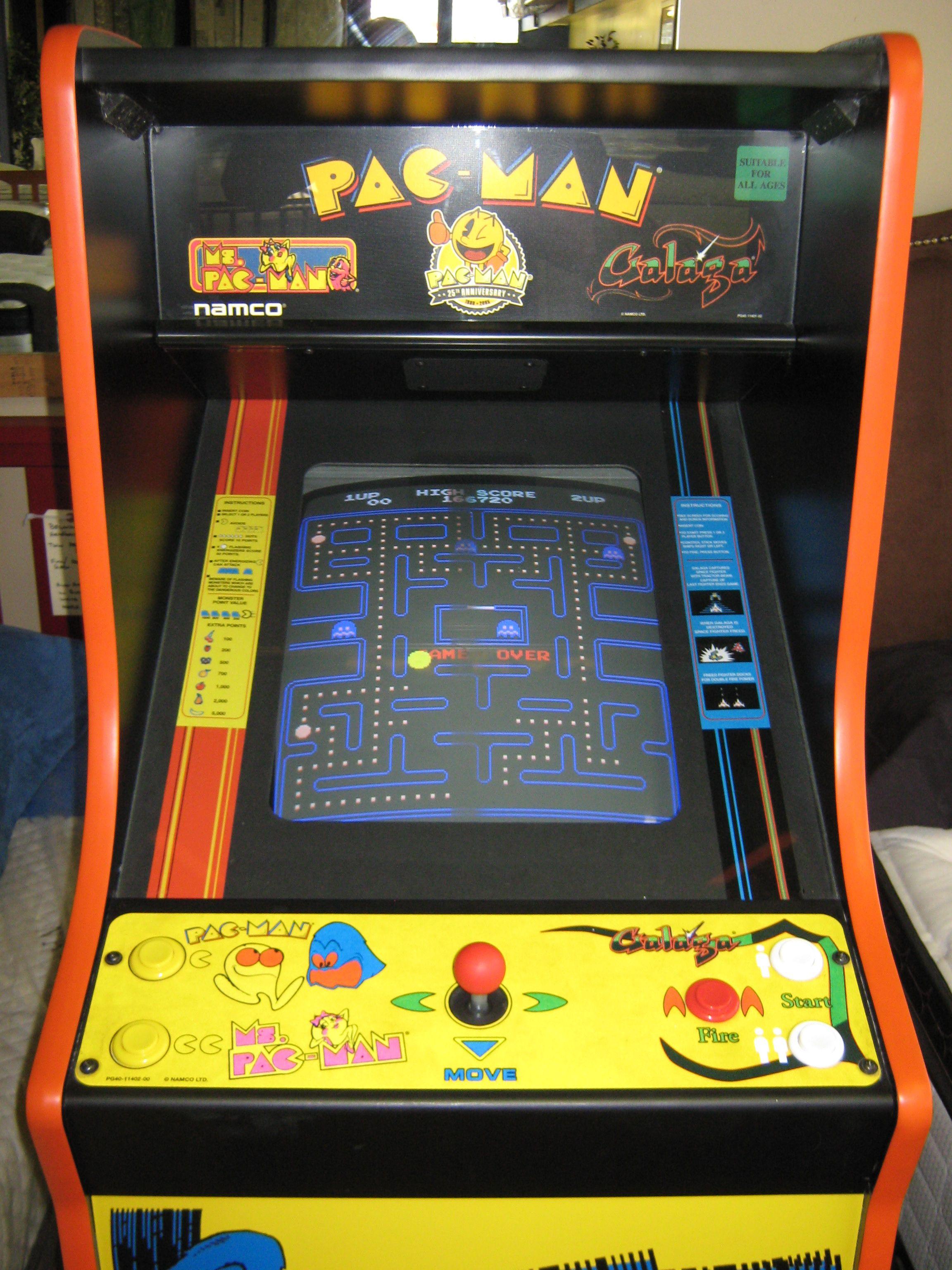 Pin Sleepprozzz Mattressoutlet Pacman Game Arcade 4