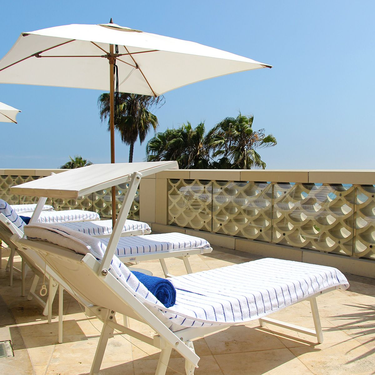 Brand New Luxury Smeca Lounge Chairs Imported From Italy Hotel Casa Del Mar Santa Monica