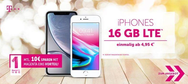 Telekom Magenta Mobil M M Young Mit Top Smartphone Fur 1 Handyvertrag Telekom Apple Iphone