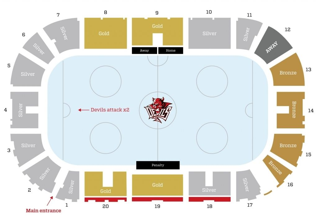 Braehead Arena Seating Plan Seating Plan How To Plan Match Tickets