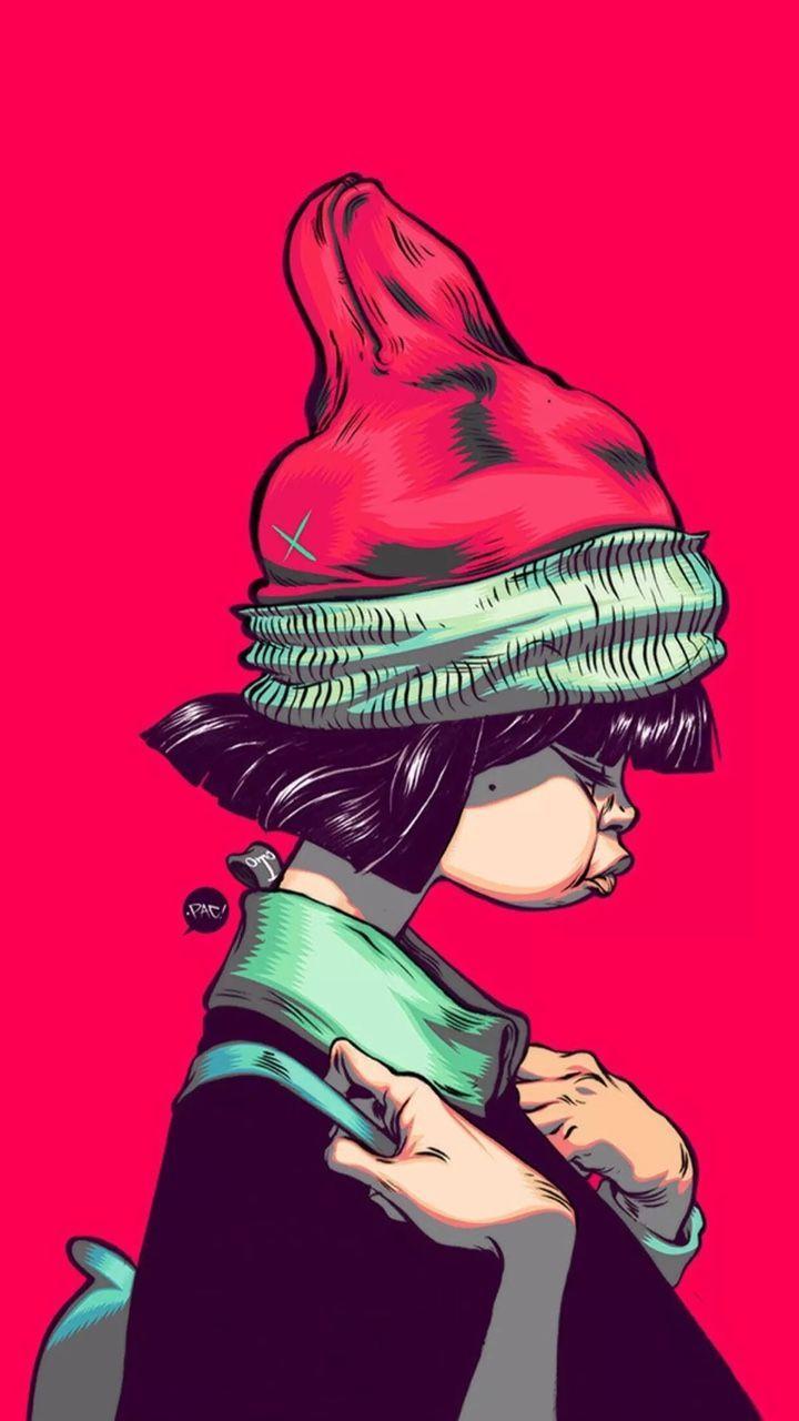 Иллюстрации художника Rafael Aguilar (rafahu)