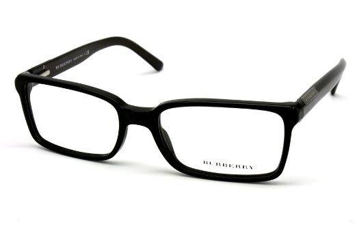c7b4b02dfd Amazon.com  Burberry Eyeglasses BE 2086 BLACK 3001 BE2086  Burberry   Clothing