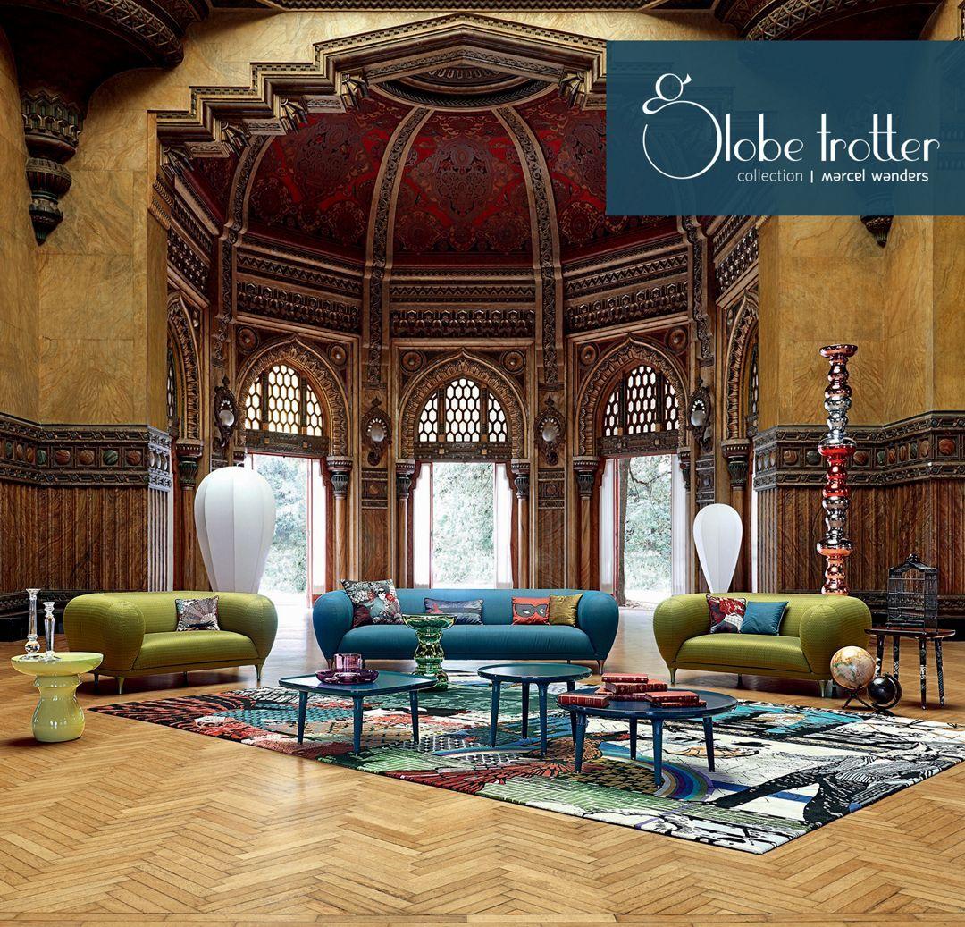 Roche Bobois Decoration Meubles Canapes Design Paris Interiors Marcel Wanders Design