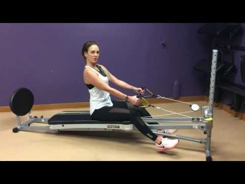 total gym back strength and mobility exercises for the