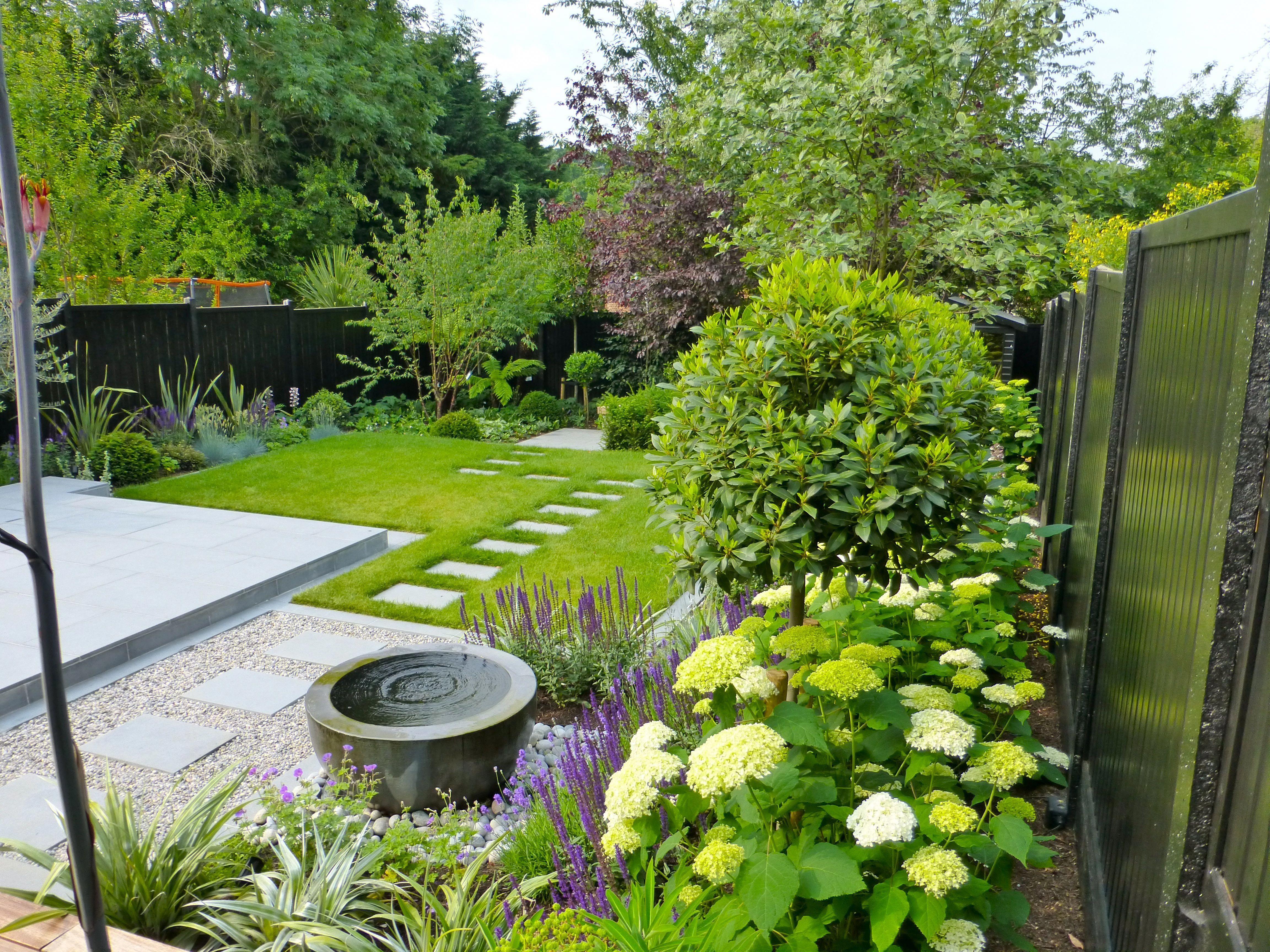 Contemporary Landscape Design Ideas Small Garden Design Contemporary Garden Backyard Landscaping Designs