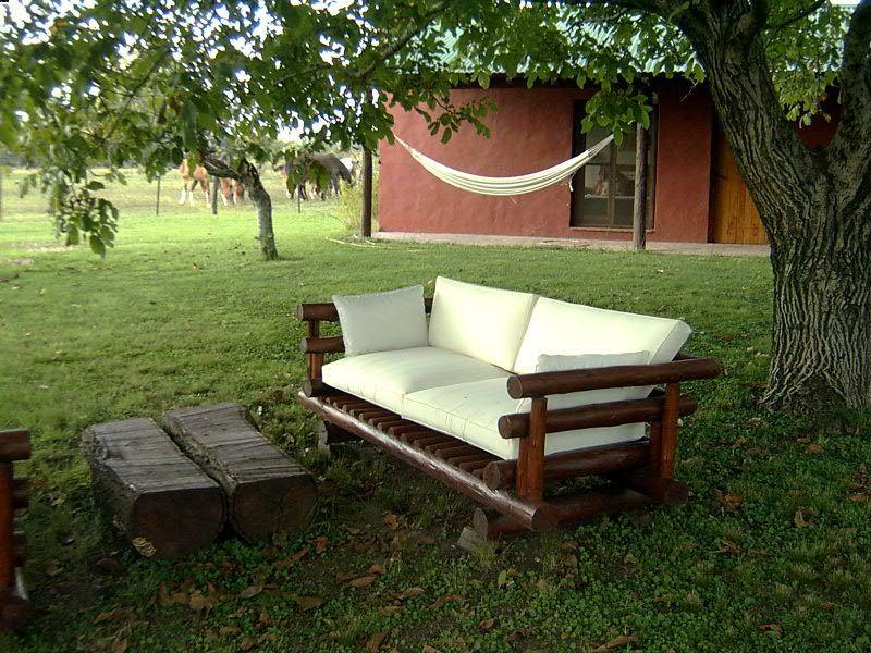 jardines bancos, livings, Ideas p RCA Pinterest Sofá de - jardines con bancas