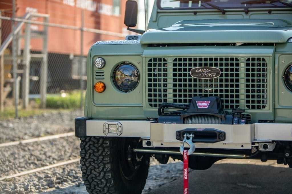 Project S By Ecd Custom Land Rover Defender 110 Land Rover Land Rover Defender Land Rover Defender 110