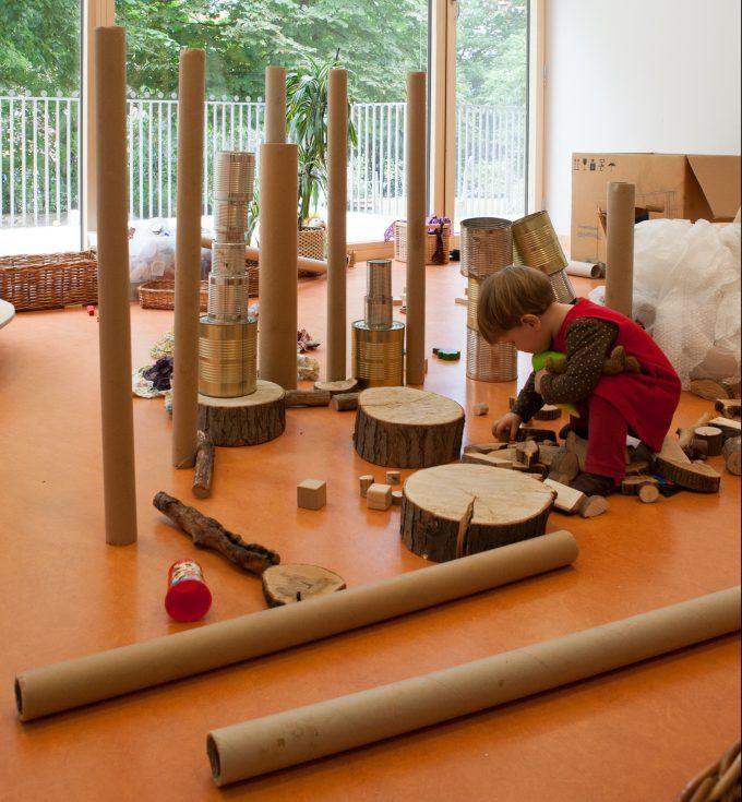 Christel van dieken p dagogik kunst aktuelle seminare for Raumgestaltung reggio