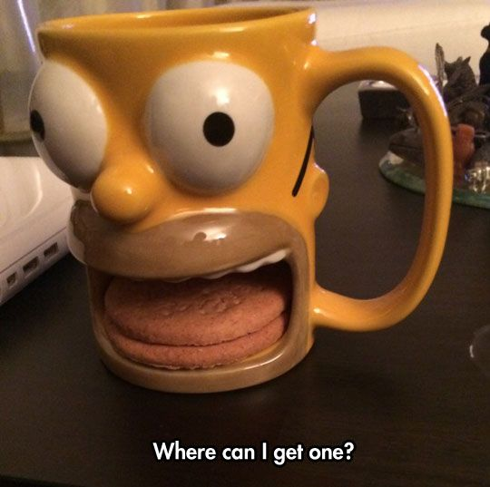 The Best Homer Mug #coolmugs