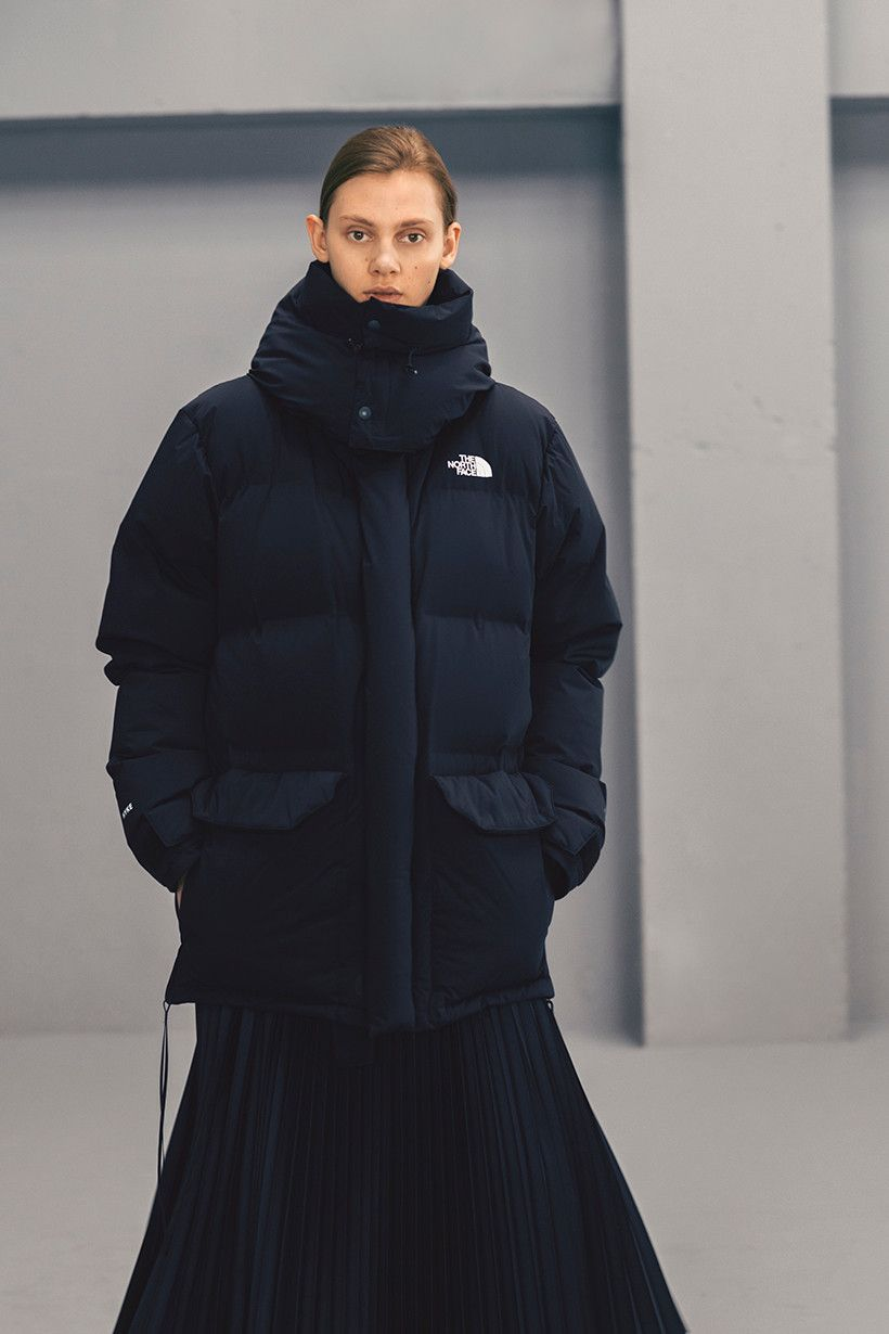 449fc4b739f7 HYKE The North Face Fall Winter 2018 Lookbook Purple Black Label  collaboration collection august 12 2018 drop release launch closer first  look japan ...