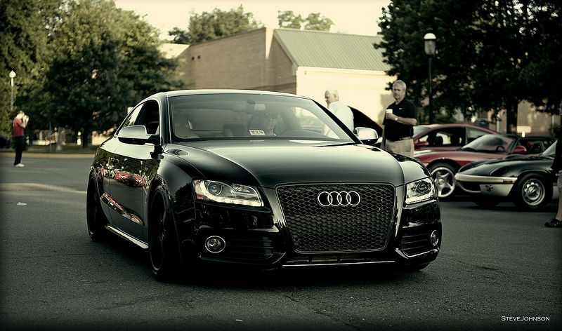 Audi S5, love that grill!