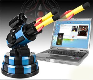 usb-missile-launcher - cool gadgets for your office desk | cool