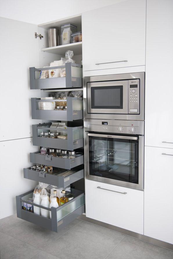 Rangement En Cuisine Conseils Gain De Place Et Confort 1 3