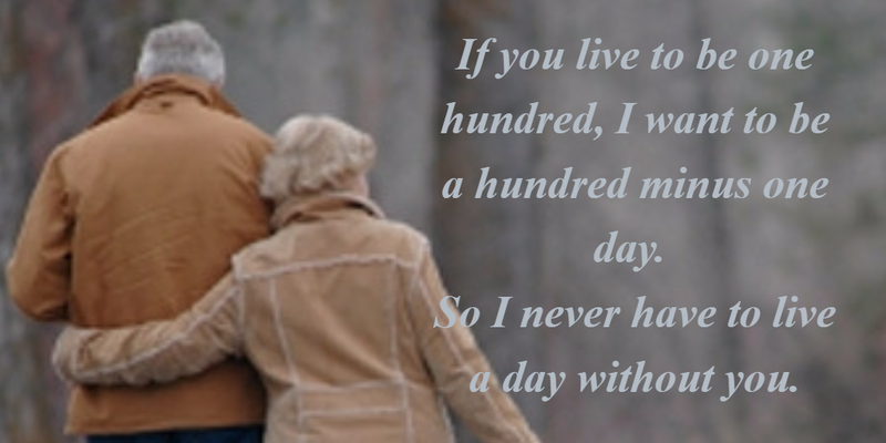 25 Heart Touching Growing Old Together Quotes - EnkiQuotes ...